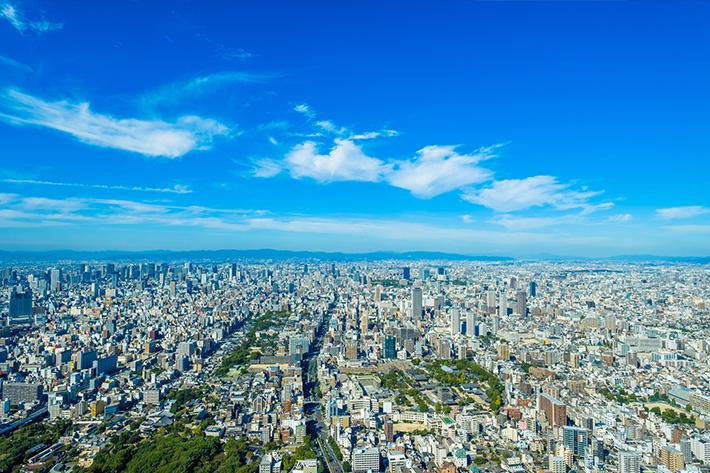 トライアルサービス開始は大阪から! 順次全国へ拡大予定です!