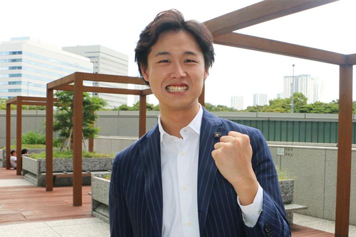 ソフトバンクの営業マン 遠藤さん