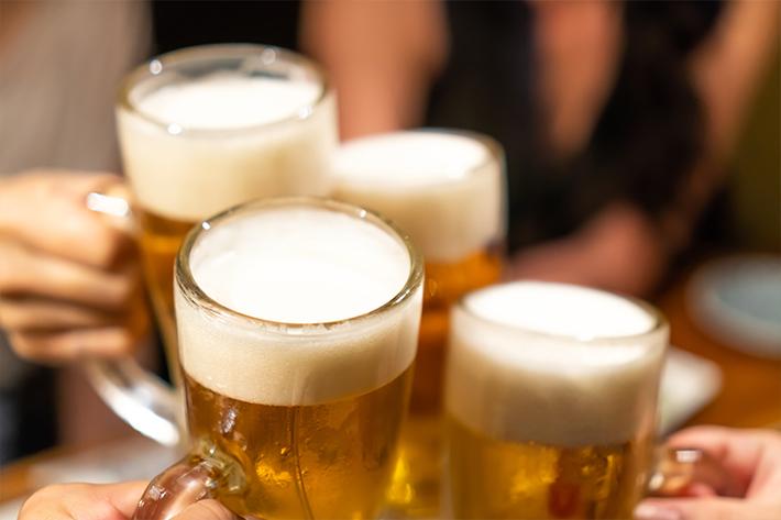 単位① ビール × 1ドリチャン = 14,616トリナマ