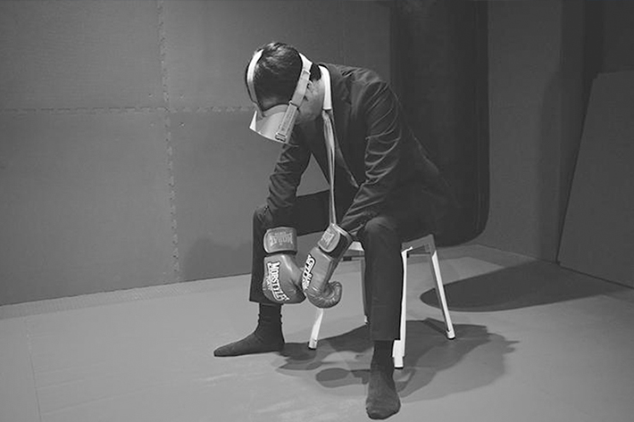 実況アナウンサー 清野茂樹さんがVR格闘技を実況すると、VRの迫力はどれくらい伝わるのか?
