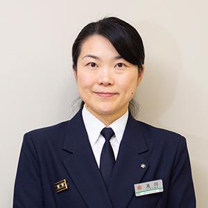 及川由佳里さん 仙台市防災・減災アドバイザー