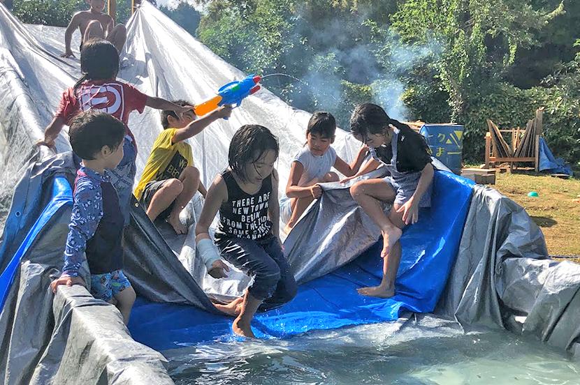 子どもたちに自由に遊ぶ楽しさを、東日本大震災発生から8年 寄付先活動レポート