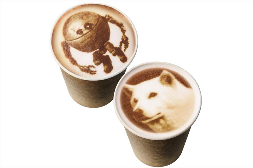 「ギガ国物語」の雰囲気が楽しめる期間限定カフェがオープン!