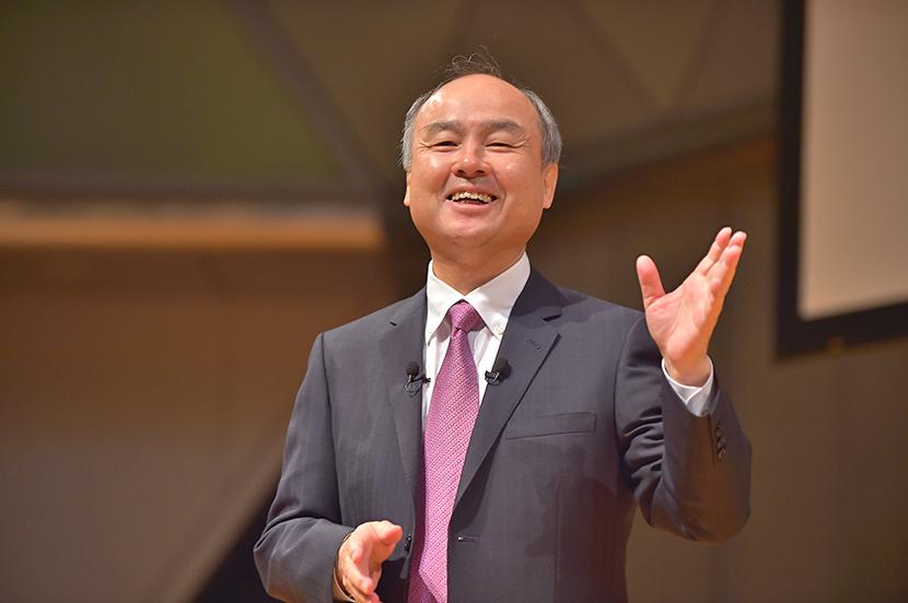 ソフトバンク株式会社 取締役会長 孫 正義