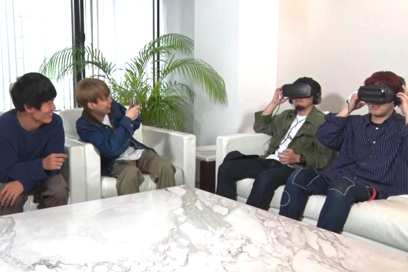 """VRでライブ体験!「""""YON FESが完成した""""ーそんな感覚があった」04 Limited Sazabys - Artist Push! Push! #26"""