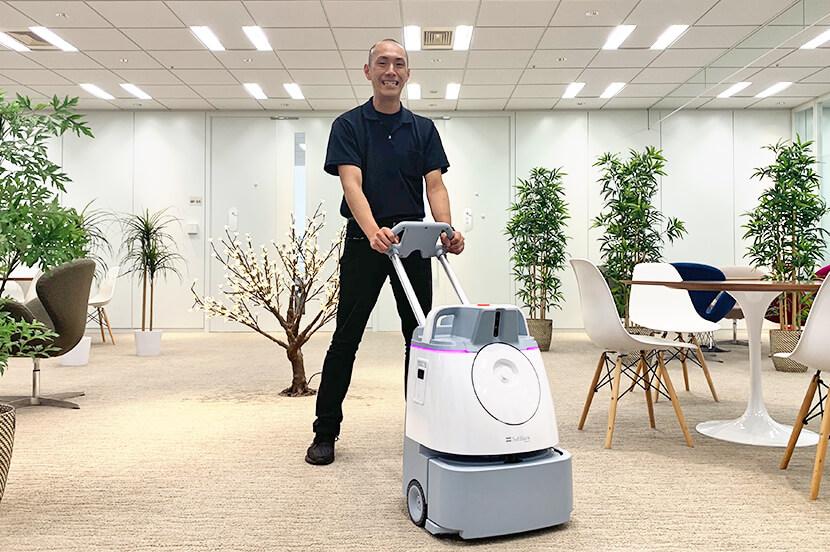 清掃界の救世主登場? 清掃のプロがAI掃除ロボットを使ってみた