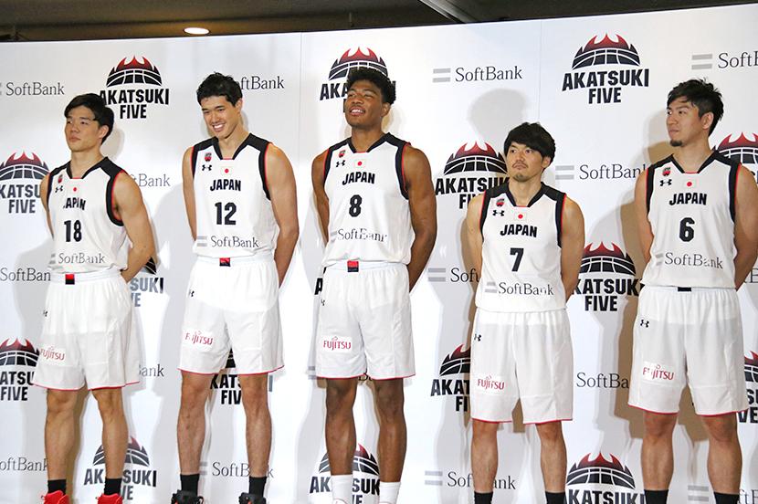 八村塁選手が「SoftBank 5G」のイメージキャラクターに! バスケットボール男子日本代表ワールドカップ出場激励会レポート