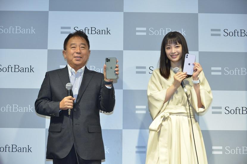 スペシャルゲストの広瀬すずさんが発売カウントダウンに参加! 「iPhone 11 Pro 」「iPhone 11」発売セレモニー開催レポート