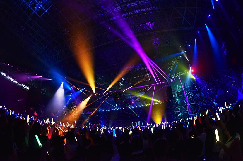 進化したライブ体験! 「DIVE XR FESTIVAL」から見る、バーチャルアーティストの〈これまで〉と〈これから〉