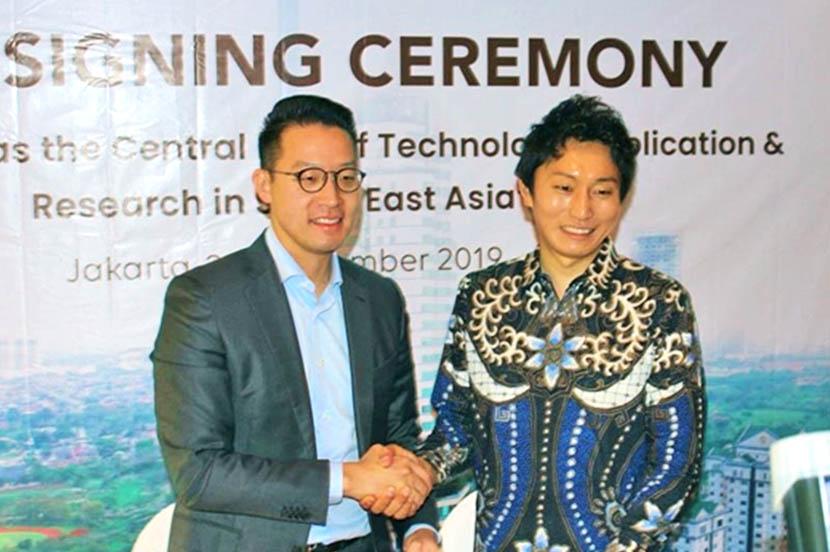 インドネシアのリッポー・ヴィレッジのスマートシティ化を支援。 ─ AI、IoTを活用したソリューションで東南アジアのモデル地区に