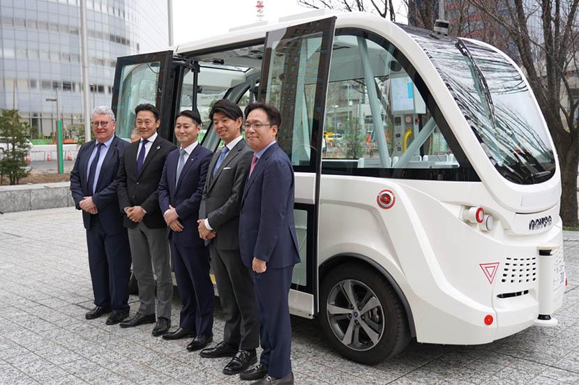 いよいよ自律走行バスが公道での運用をスタート!2020年4月から茨城県境町で国内初の実用化へ