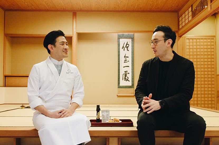 いま日本食が世界で熱い! 日本料理家・柳原尚之×日本食を世界に届ける umamill 社 CEOが語る日本食の未来
