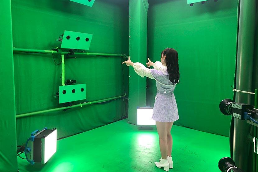 """""""超""""再現性の高い3Dホログラムデータを作れる「xRスタジオ」潜入レポート。AR撮影の裏側をちょっとだけ見せちゃいます"""