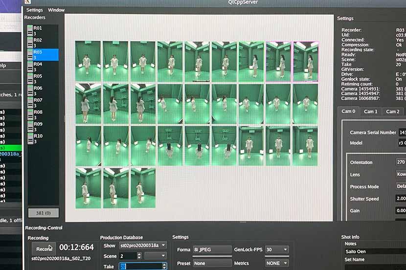 超再現性の高い3Dホログラムデータを作れる「xRスタジオ」潜入レポート。AR撮影の裏側をちょっとだけ見せちゃいます