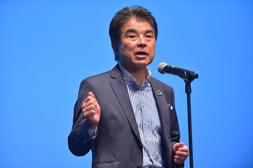 東急不動産株式会社 岡田正志 代表取締役社⻑
