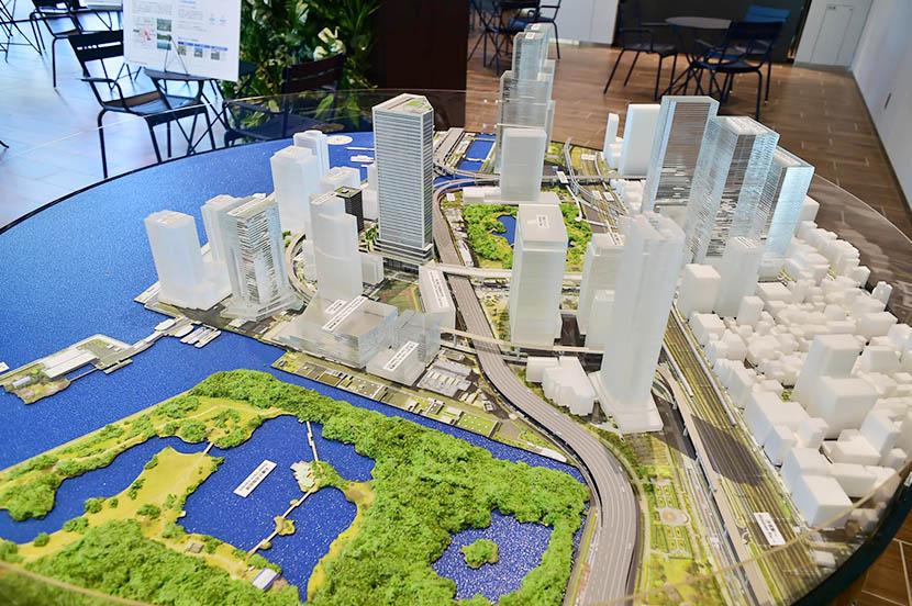 世界をリードするスマートシティを目指して。ソフトバンク新本社ビル「東京ポートシティ竹芝」が誕生