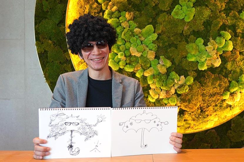 絵心やセンスがなくてもできる。漫画家YouTuber 小林尽さんに聞く、親子で楽しく絵を描くヒントや仕事論