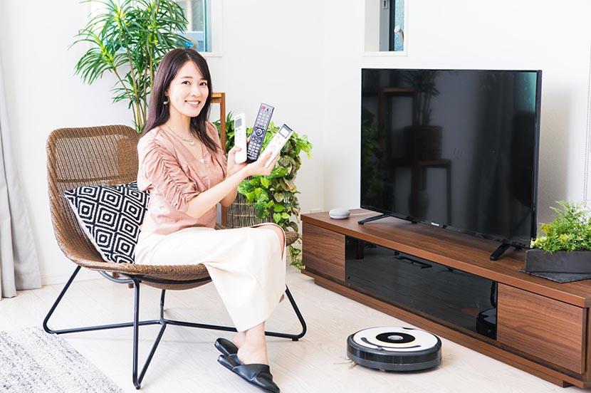 元SDN48の家電女優・奈津子さんに教わるスマート節電テクニック