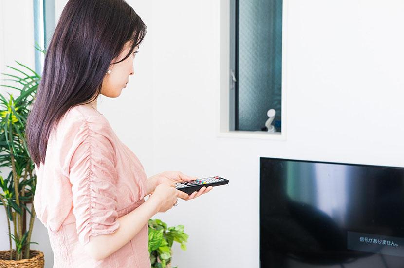 節電テクニック① テレビ