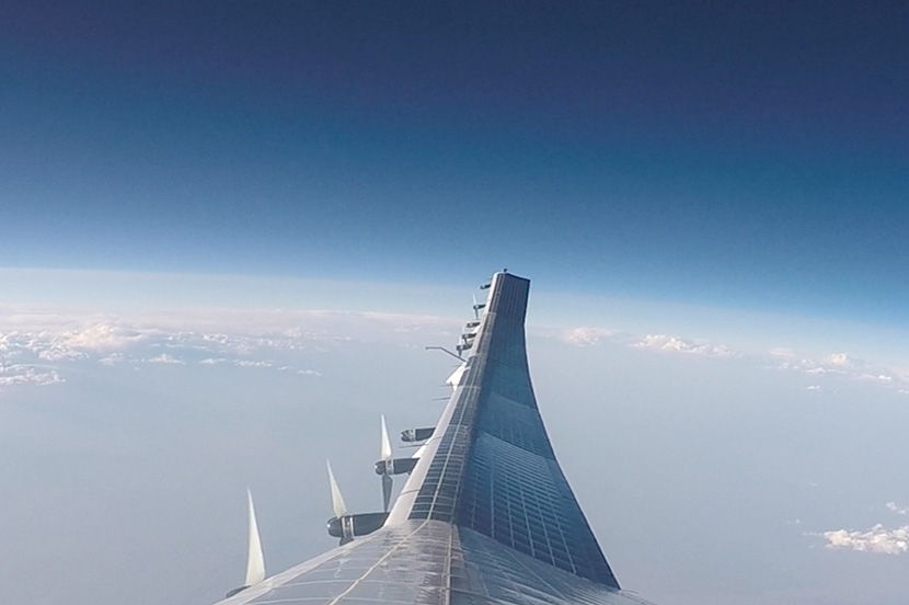 HAPSMobile's Stratospheric Test Flight Opens A New Chapter for the Internet