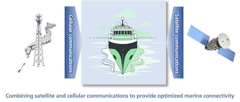e5 Lab and SoftBank Demonstrate New Possibilities for Marine Connectivity