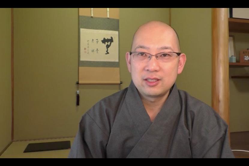 禅の達人・京都 妙心寺の松山大耕さんに聞く、リモートワークを充実させる集中力の極意