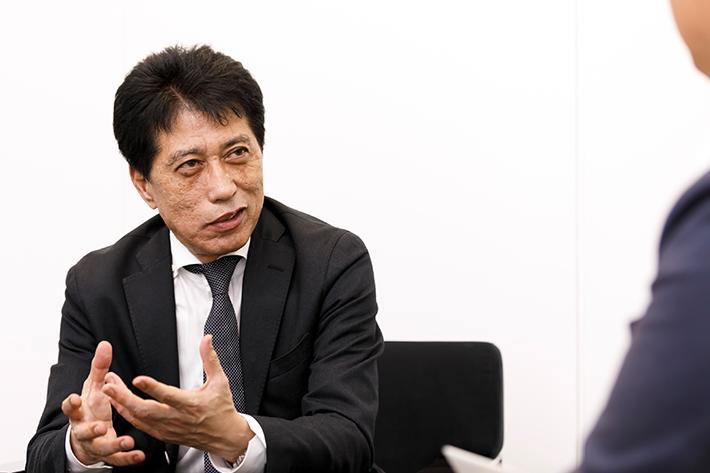 福岡ソフトバンクホークス マーケティング本部長 吉武隆氏