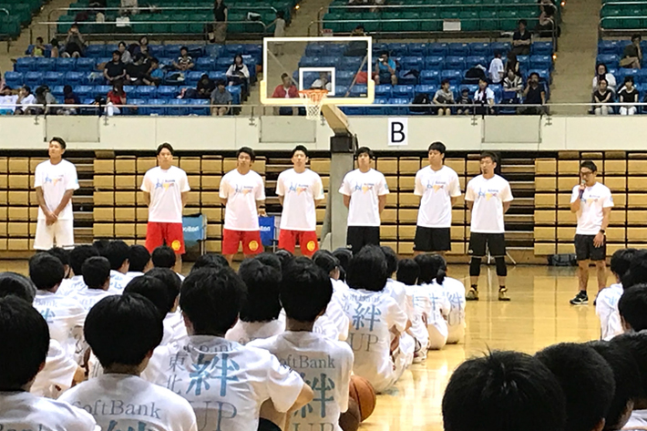 B.LEAGUE選手や仙台89ERSの志村雄彦元選手