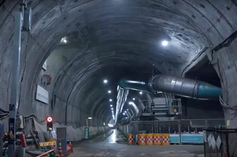5Gでトンネルの建設現場はどう変わる? 作業員の安全・安心な工事環境の実現に向けた実証実験