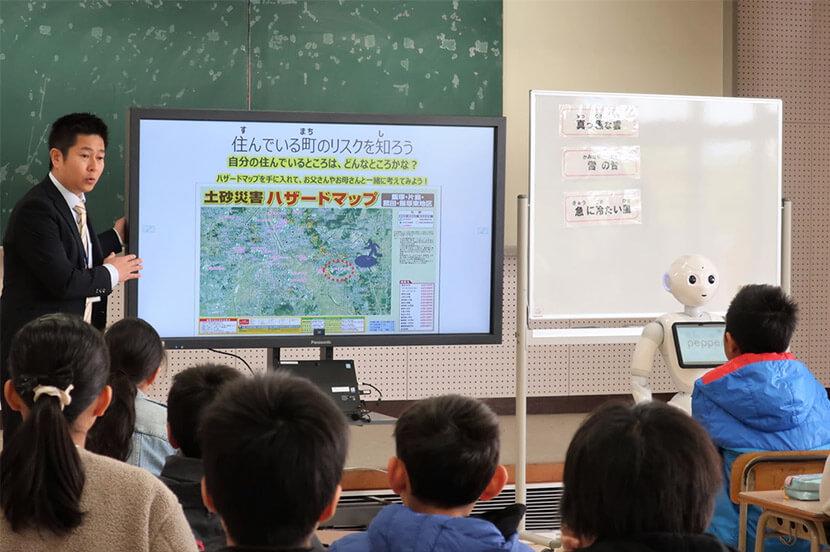 飯塚市の課題と導入効果