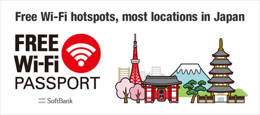 FREE Wi-Fi PASSPORT