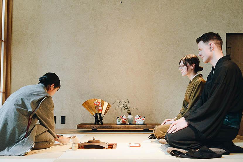 進化系日本旅館「星のや東京」で楽しむ、最高級のおもてなし。日本の魅力を再発見! - ITをもっと身近に。ソフトバンクニュース