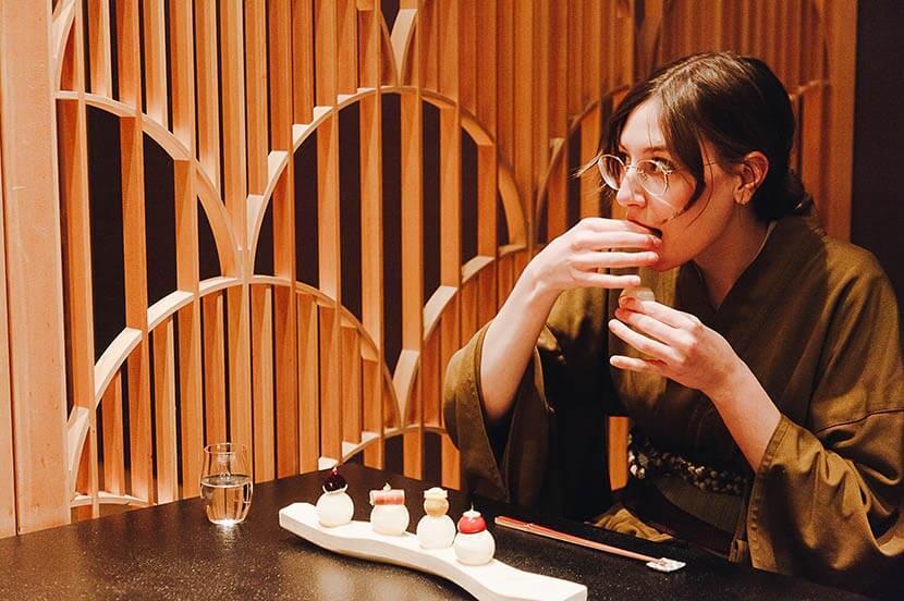 【食】食べるエンターテインメント。日本の食材×フレンチの技法の革新的ディナーに舌鼓