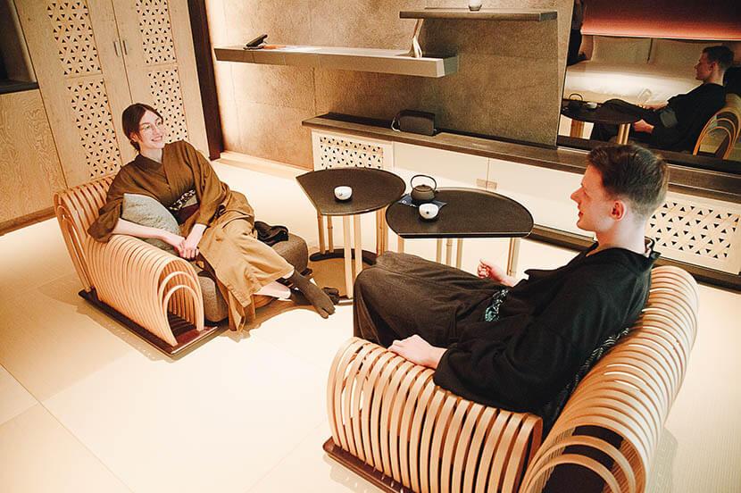 """日本旅館「星のや東京」で""""最上級のおもてなし""""を体験"""
