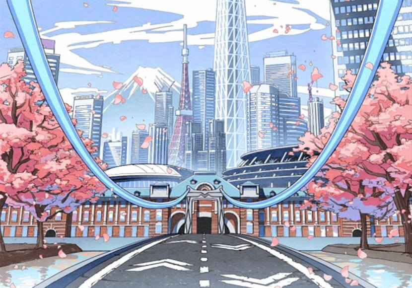 「パラリアル東京」のイメージ