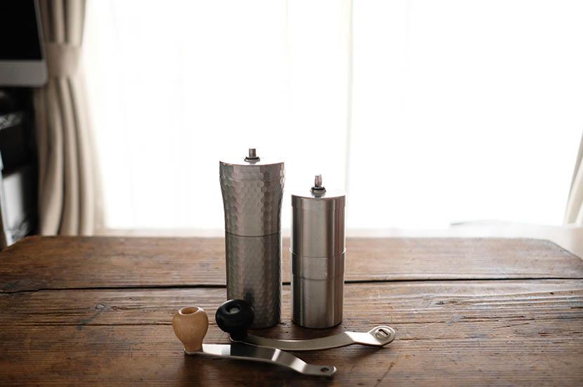 コーヒーグラインダー(ミル)