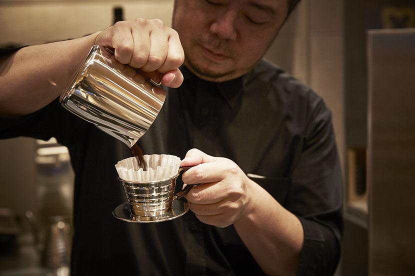 気分に合わせて味を変えることこそ、コーヒーの醍醐味