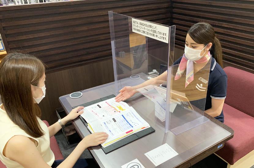 事前の「かんたん来店予約」と徹底した新型コロナウイルス感染対策。ソフトバンクショップのいまを現地調査