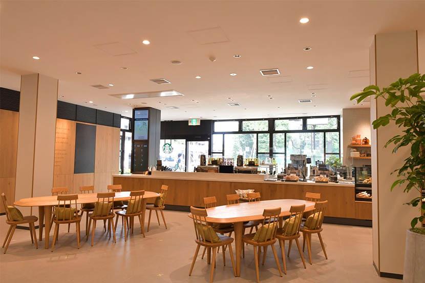 スターバックス コーヒー nonowa 国立店