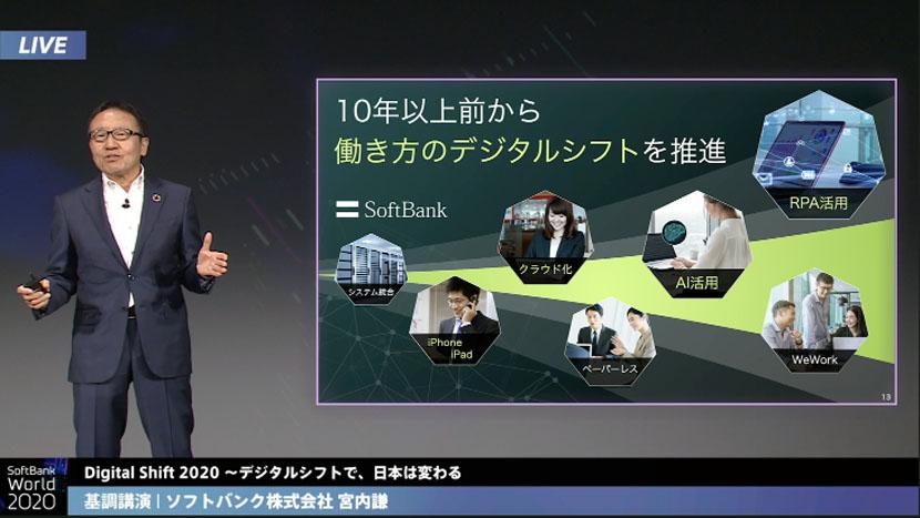 Digital Shift 2020 〜デジタルシフトで、日本は変わる