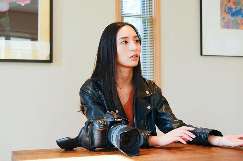 """写真嫌いの陰キャから撮る&撮られるプロへ。大切なのは、撮影を""""楽しむ""""こと"""