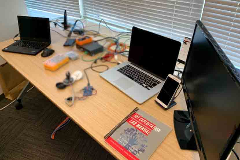 IoT機器診断のラボ環境
