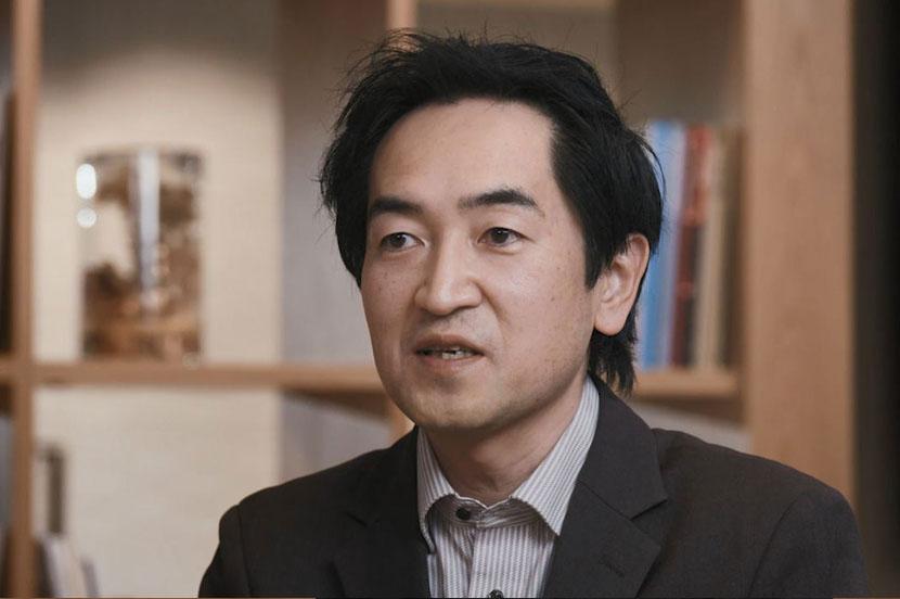 基盤技術研究室 太田