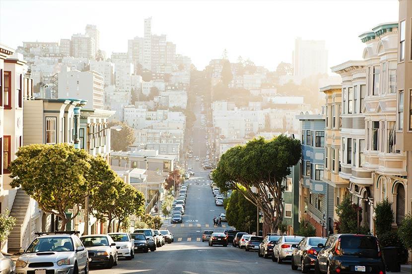 月100ドル分の交通費補助が出るサンフランシスコのマンション