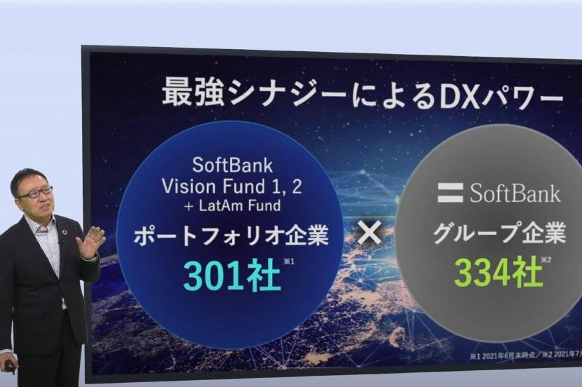 最強シナジーでDXパワーを! SoftBank World 2021 開催レポート➁