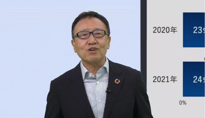 ソフトバンク株式会社 代表取締役会長 宮内謙