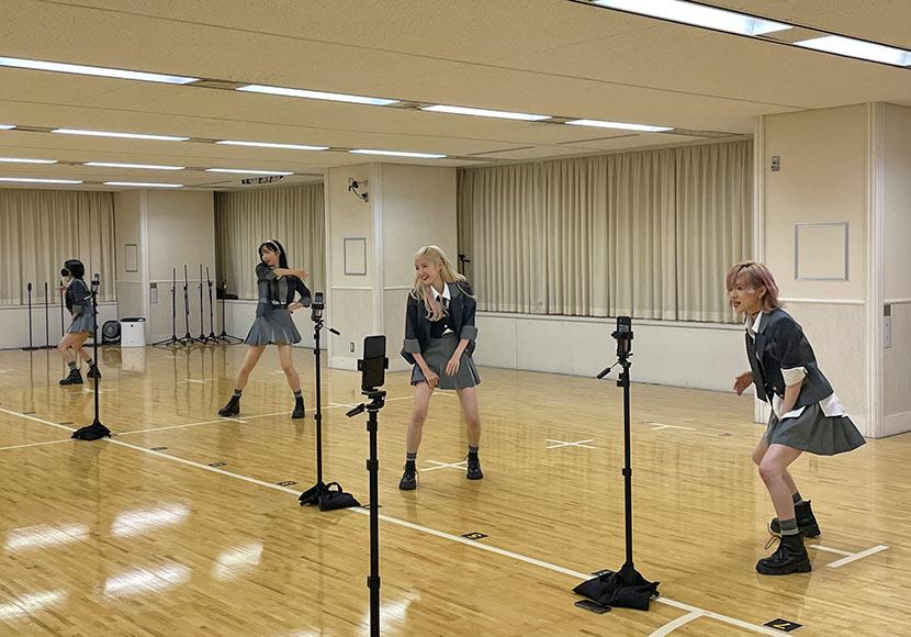 推しメンを独り占め! 周囲ぐるっとAKB48! 5G LABコンテンツ撮影現場レポート(AKB48からの特別メッセージ付き)