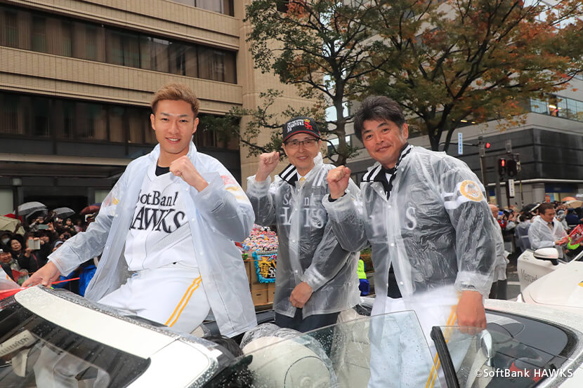 雨の中駆け付けた、25万人のホークスファン | 選手の意外な素顔も!「ホークスファンフェスティバル2019」~新人タカガールレポート総括編~