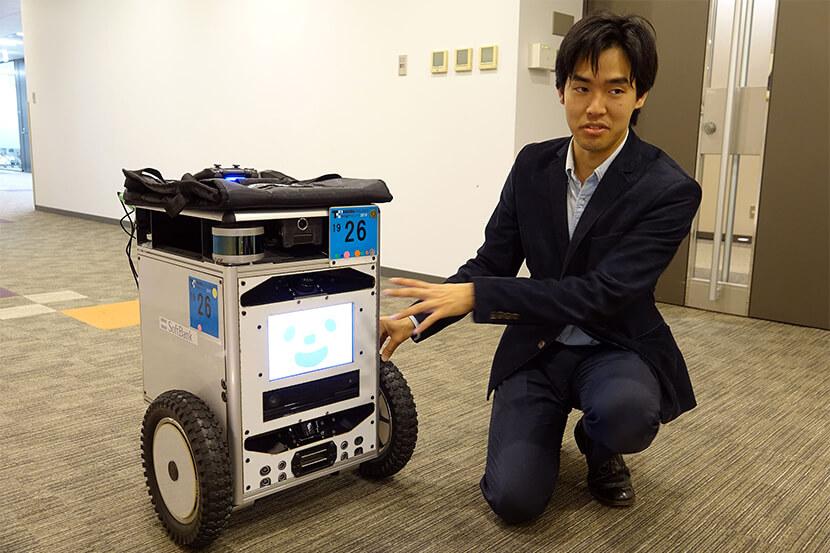 「プラットフォームとしてのロボット」を広げるためのCuboidくん | 「誰もがロボットを使える社会を」若きロボット技術者が抱く夢