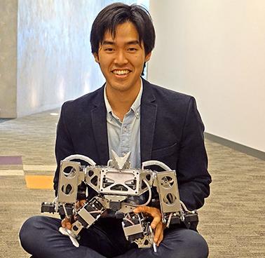 銀孤(ぎんこ) | 「誰もがロボットを使える社会を」若きロボット技術者が抱く夢